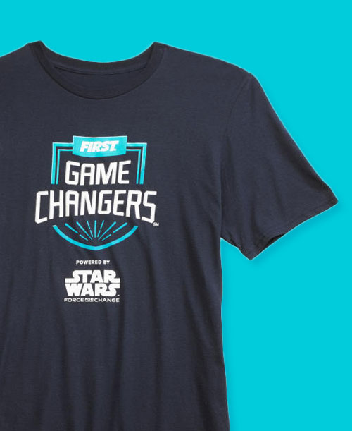 FIRST GAME CHANGERS T-SHIRT