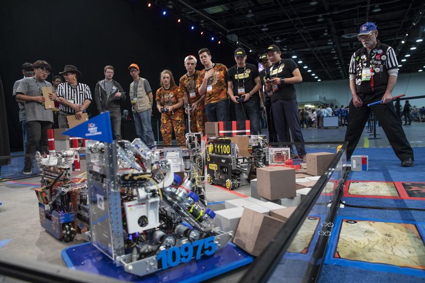 FIRST Championship Detroit